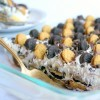 Peanut Butter-Chocolate Icebox Cake