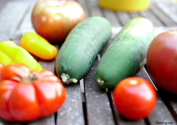 6 Happy and Healthy Picky Eating Solutions vegetable garden