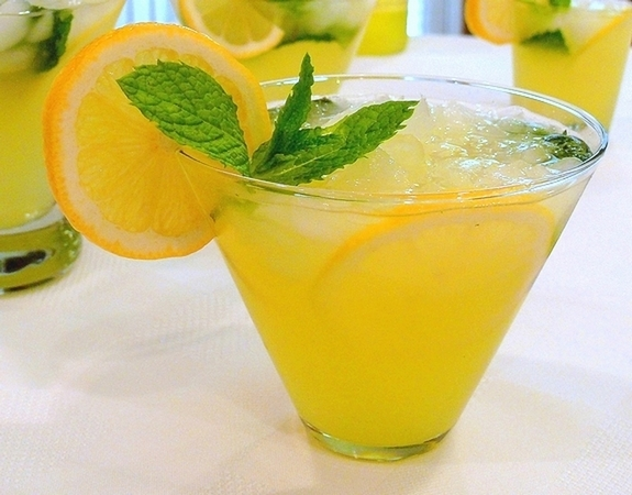 Limoncello Lemonade the perfect summertime drink