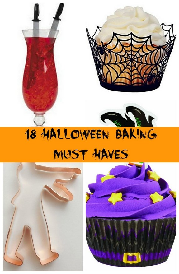 18 Halloween Baking Must Haves its fun to bake scary
