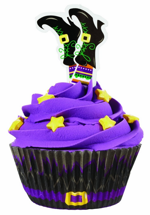 Wilton Witch Cupcake Combo Pack