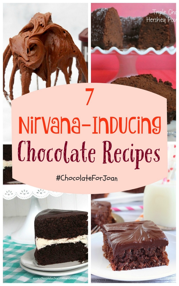 7 Nirvana Inducing Chocolate Recipes that will keep you coming back for more