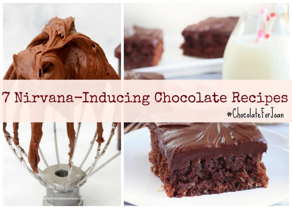 7 Nirvana Inducing Chocolate Recipes
