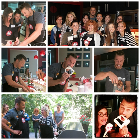 Cooking with Chris Soules
