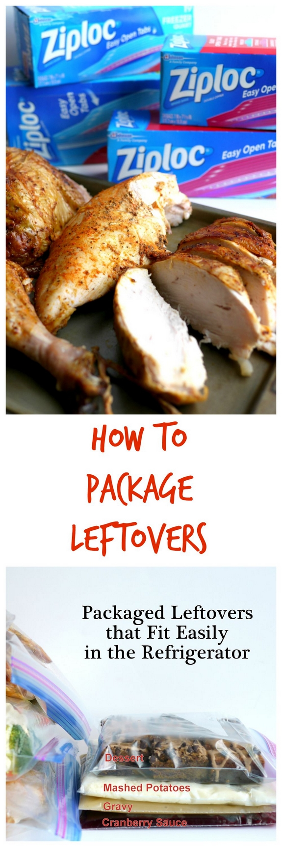 How to Package Leftovers