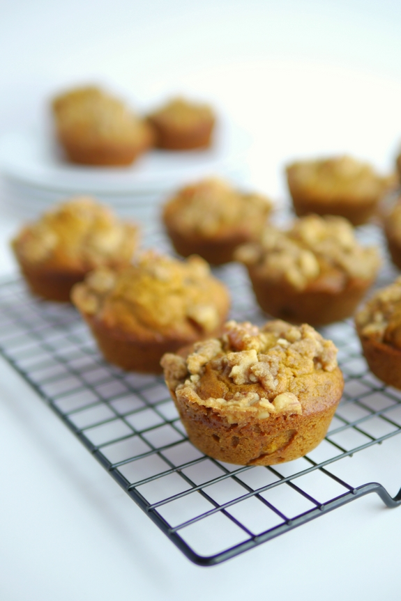 Pumpkin Brown Sugar Muffins 2