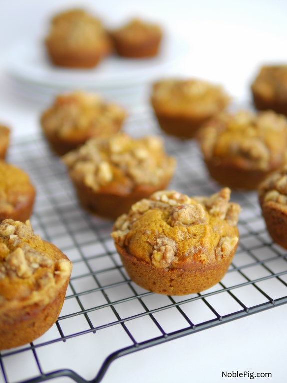 Pumpkin Brown Sugar Muffins 3