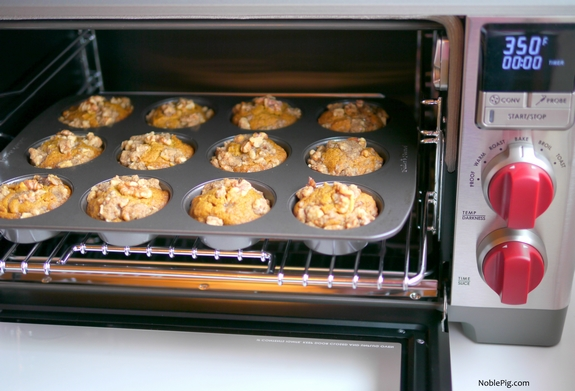 Pumpkin Brown Sugar Muffins so very yummy