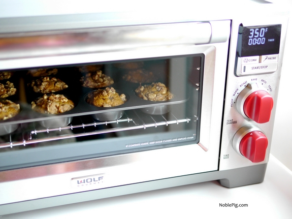 Giveaway) Wolf Gourmet Countertop Oven $499 Noble Pig