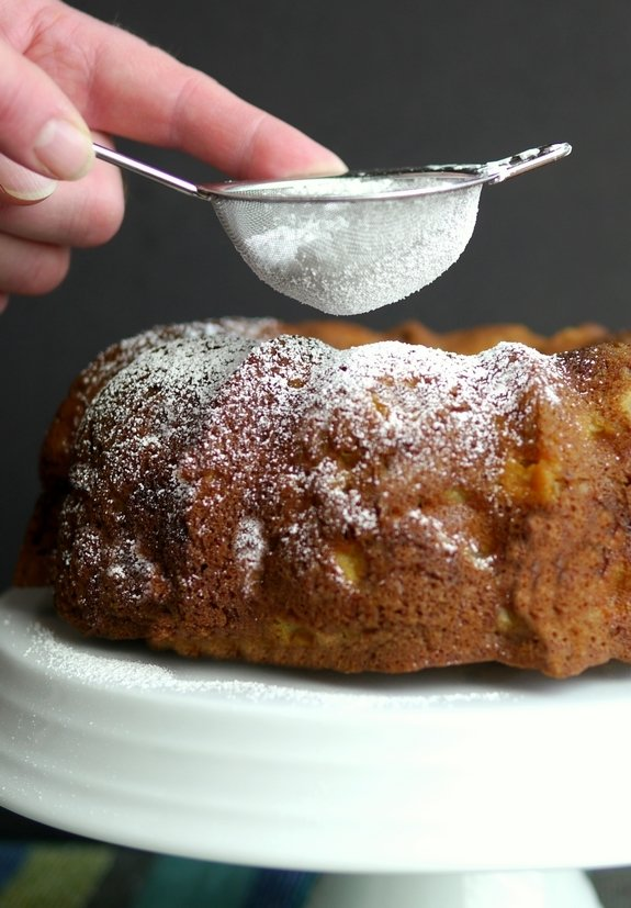 Cinnamon Apple Bundt Cake a dessert to love