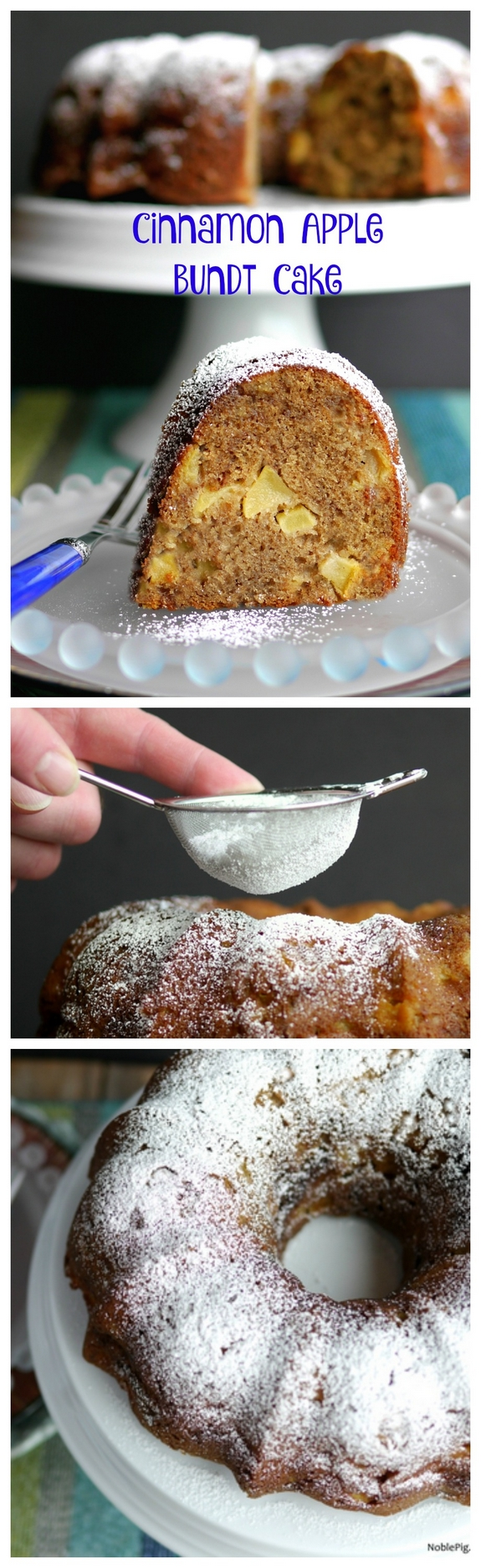 Other Cinnamon Apple Cakes you might like: