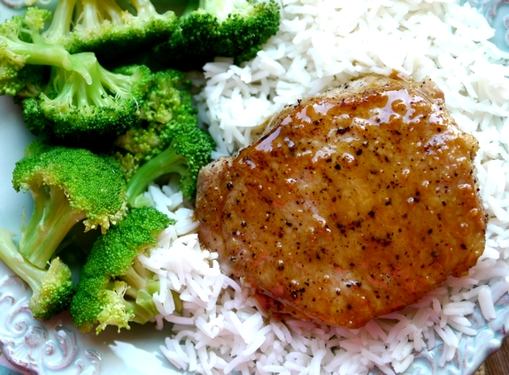 Orange Glazed Pork Chops you are going to love