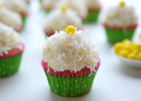 Coconut Overload Cupcakes are the perfect treat for your next celebration event