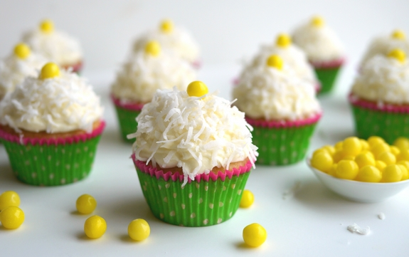 Coconut Overload Cupcakes are the perfect treat for your next celebration