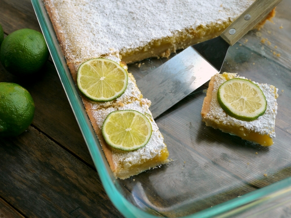 The Best Lime Bars you will ever have