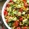 Avocado and Three Bean Salad + Video