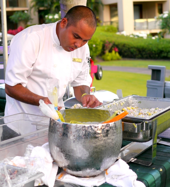 Chefs  Kapalua Food and Wine Festival 1