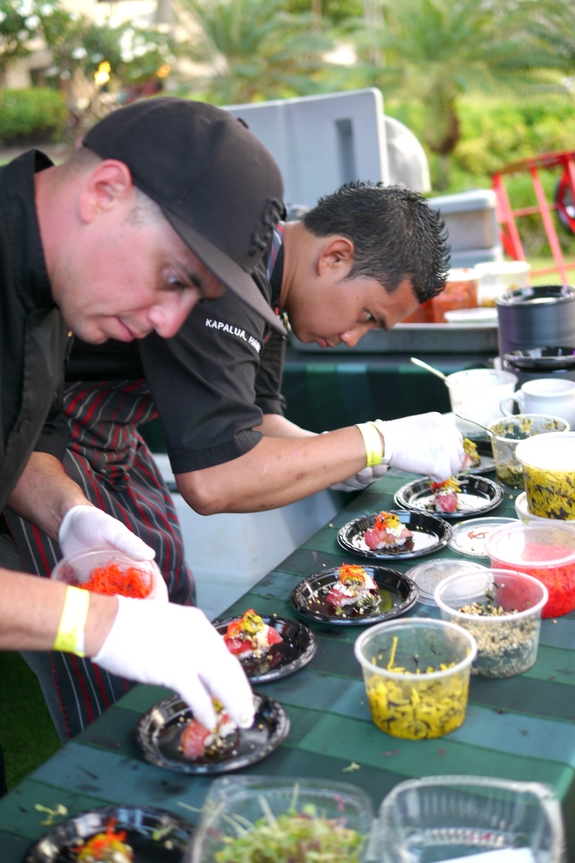 Chefs  Kapalua Food and Wine Festival 2
