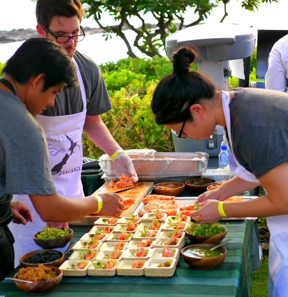 Chefs  Kapalua Food and Wine Festival