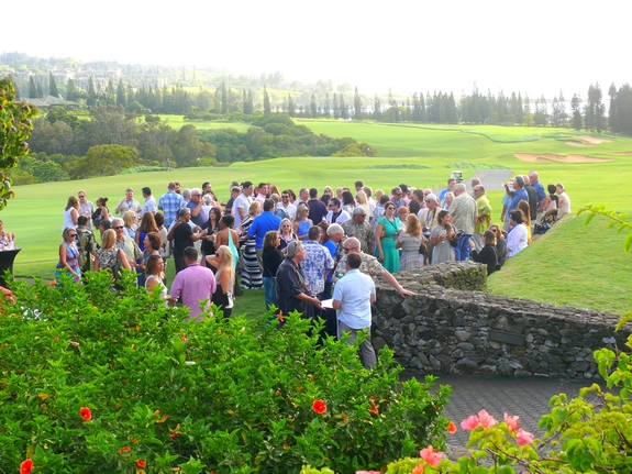 Location  Kapalua Food and Wine Festival 3