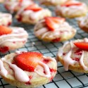 Strawberry-Shortcake-Cookies-using-fresh-strawberries-and-cream-to-mimic-a-favorite-dessert.