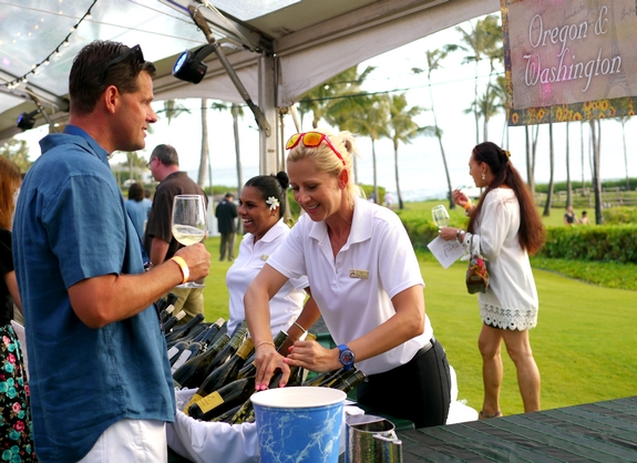 Wine  Kapalua Food and Wine Festival