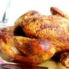 The Juiciest Smoked Paprika Turkey