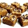 Mocha Pumpkin Fudge Brownies