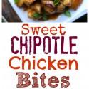 Sweet-Chipotle-Chicken-Bites