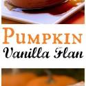 Pumpkin-Vanilla-Flan