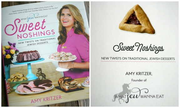 Sweet Noshings Cookbook Amy Kritzer
