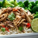 Slow Cooker Thai Pulled Pork
