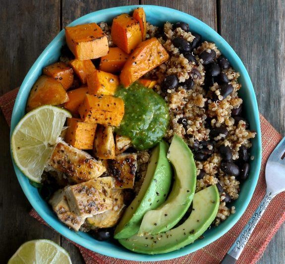 Chicken Sweet Potato And Quinoa Bowls With Tomatillo Watermelon Wallpaper Rainbow Find Free HD for Desktop [freshlhys.tk]