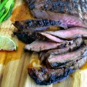 Filipino-Style Grilled Flank Steak