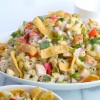 Kicked-Up Chicken-Macaroni Salad