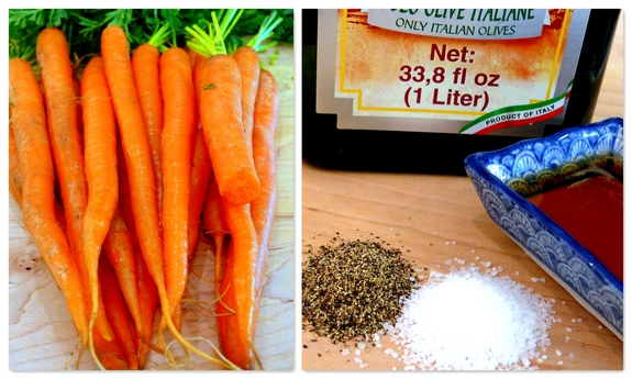 Maple Pan-Roasted Baby Carrots Recipe — Dishmaps