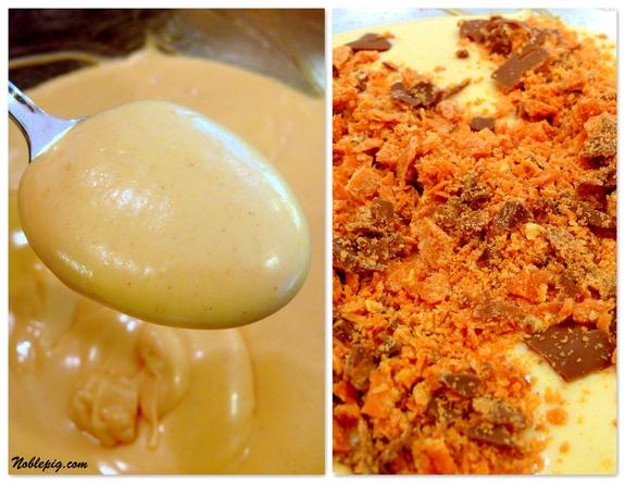 Peanut Butter-Finger Mini Cheesecakes Recipes — Dishmaps