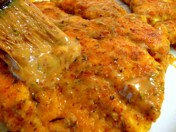 My recipes maple mustard glazed chicken - Recipes tips
