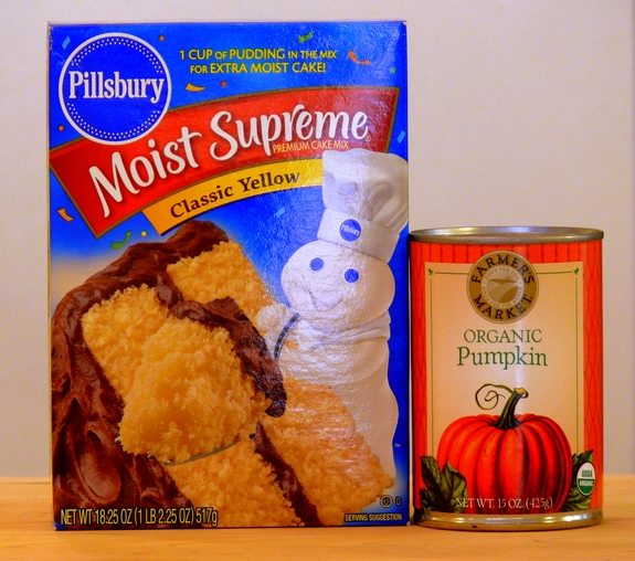 Recipes Using Canned Pumpkin And Cake Mix