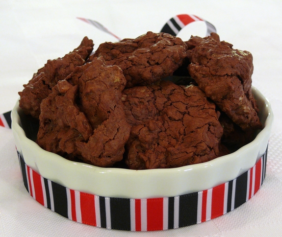 France Chocolate Souffle Chocolate Souffle Cookies
