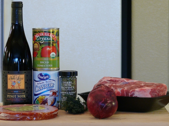 Cranberry Pork Stew | Noble Pig