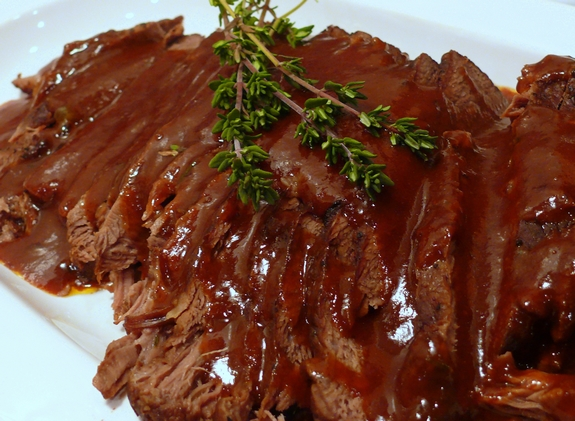 Barbecue Braised Country Spareribs With Beer And Mustard Glaze Recipes ...