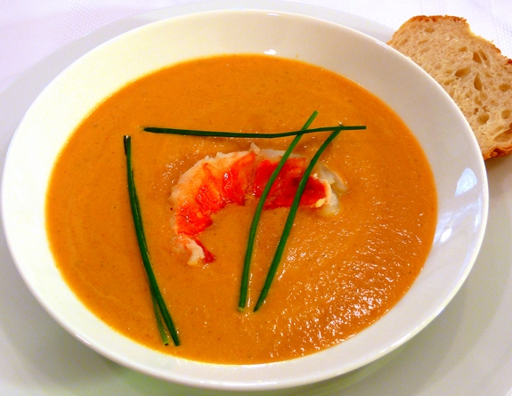 The absolute best lobster bisque you could ever imagine to make at