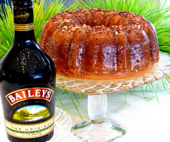 Recipes For Baileys Irish Cream Cake