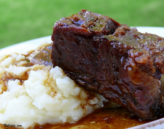 Root Beer Short Ribs | Noble Pig