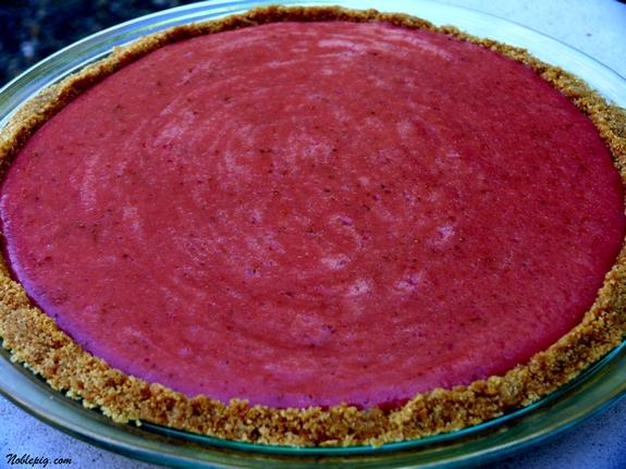 Creamy No-Bake Strawberry Pie Recipes — Dishmaps