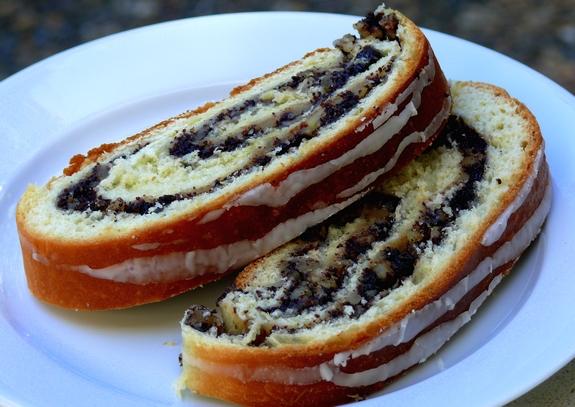 Poppy Seed Cake Roll Recipe