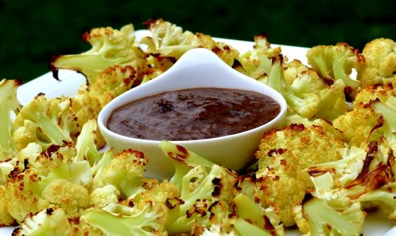 cauliflower worthy of a dinner party. I have always loved cauliflower ...