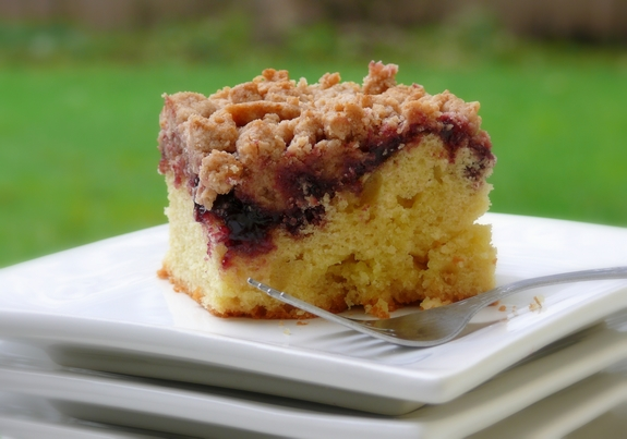 New York-Style Crumb Cake | Noble Pig