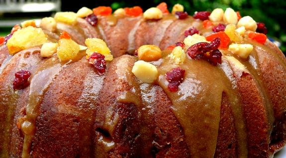 Tipsy Drizzle Cake Recipe